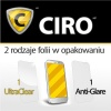 Folia ochronna CIRO UltraClear + Anti-Glare do  LG L3 Swift