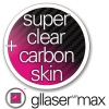 Folia Ochronna Gllaser MAX SuperClear + Gllaser CARBON Skin 3D do Kazam PLUS 5  5,5""