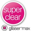 Folia Ochronna Gllaser MAX SuperClear do 3,7""
